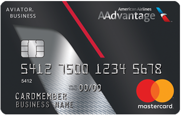 AAdvantage Aviator Business MasterCard