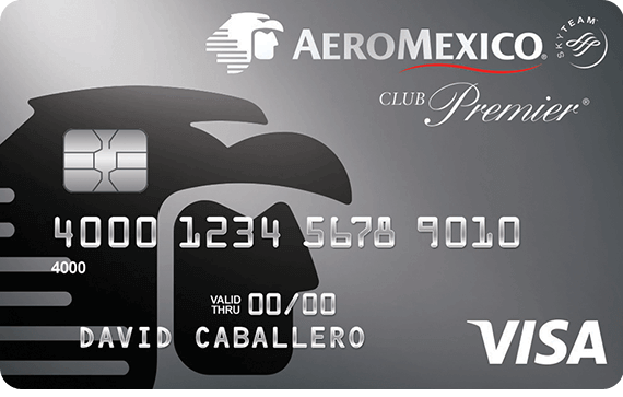 AeroMexico Visa Secured Card