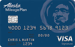 Alaska Airlines Visa Signature®
