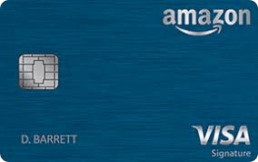 Amazon.com Rewards Visa Signature Card