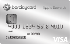 Barclaycard Visa with Apple Rewards