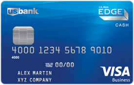 Business Edge Cash Rewards Card