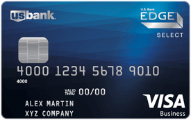 Business Edge Select Rewards Card
