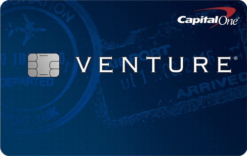 Capital One® Venture® Rewards Card