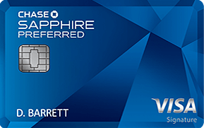 Chase Private Client Sapphire Preferred Card
