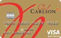 Club Carlson Business Rewards Visa Card