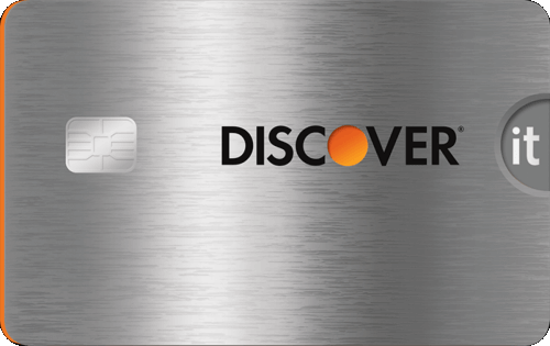 Discover it® Chrome Card for College Students