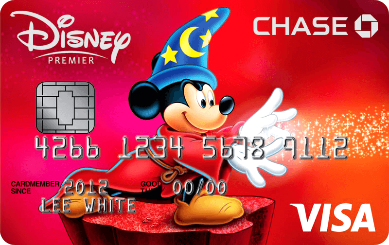 Disney Visa Card