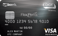 FlexPerks Business Edge Travel Rewards Card