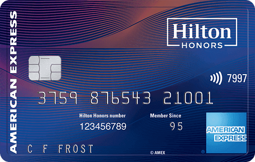 Hilton Honors™ American Express Aspire Card