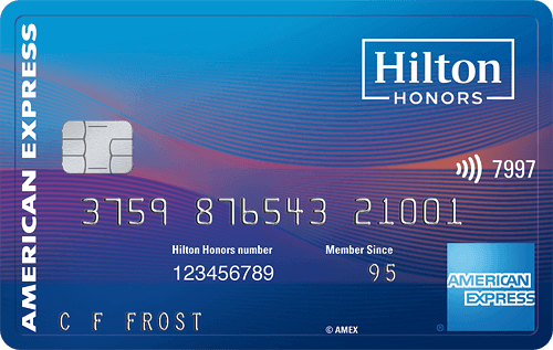 Hilton Honors™ Ascend Card from American Express