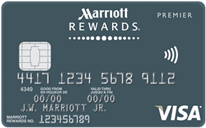 Marriott Rewards Premier Business