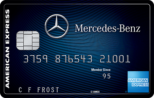 Mercedes Benz Credit Card From American Express 2019