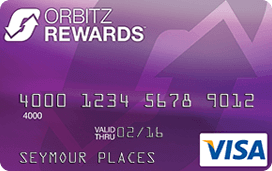 Orbitz Rewards Credit Card