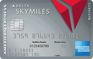 Platinum Delta SkyMiles Business Credit Card