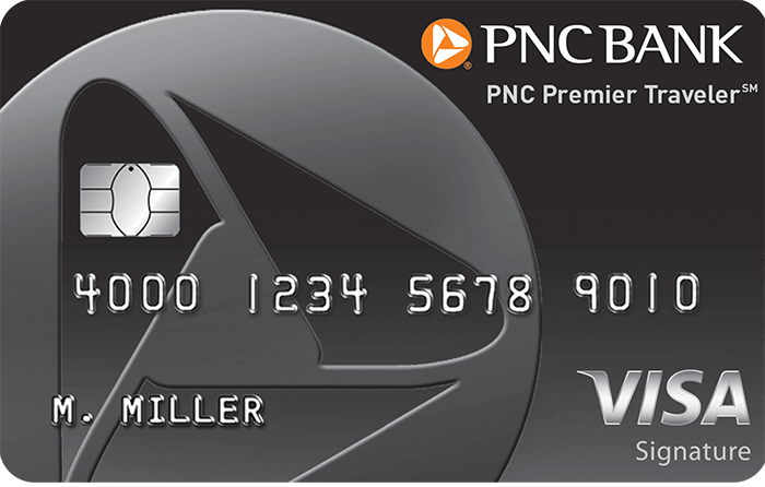 PNC Premier Traveler Visa Signature Credit Card