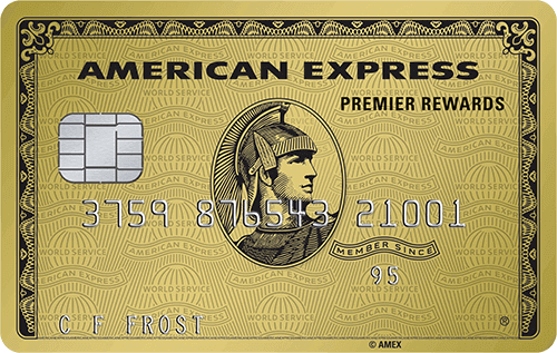 Premier Rewards Gold Card from American Express