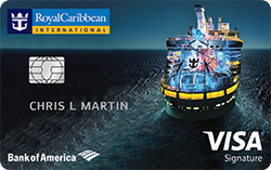 Royal Caribbean Visa Signature