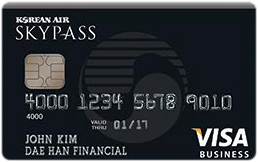 SKYPASS Visa Business Credit Card
