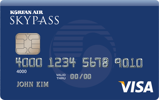 SKYPASS Visa Secured