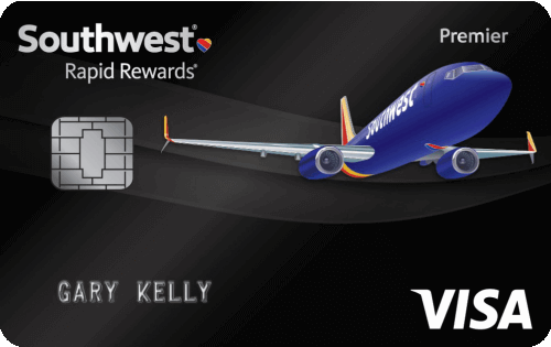 Southwest Rapid Rewards® Premier Credit Card