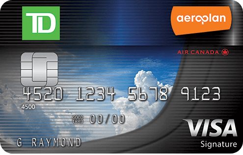 TD Aeroplan Visa Signature - 2019 Expert Review | Credit ...