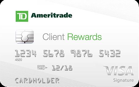 Td Visa Rewards >> Td Ameritrade Client Rewards Visa 2019 Expert Review Credit Card