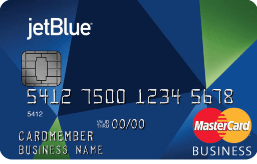 The JetBlue Business Mastercard