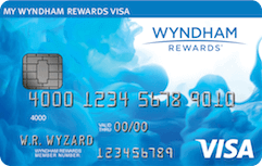 The Wyndham Rewards Visa Signature Card