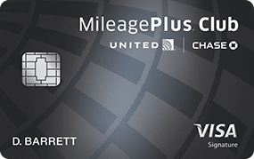 United MileagePlus Club Card