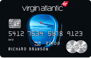 Virgin Atlantic World Elite MasterCard